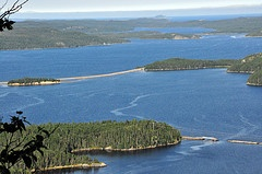 Terra Nova National Park - may spend a couple of nights at a resort here