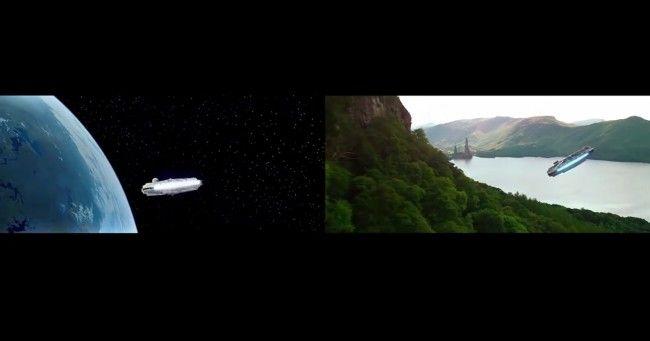 [VIDEO] Star Wars épisode 7 et 4 sont les mêmes la preuve !