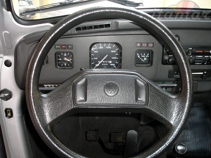 VW Fusca Itamar 1995