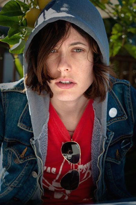 Kate Moennig by Alex Rogers february 2010