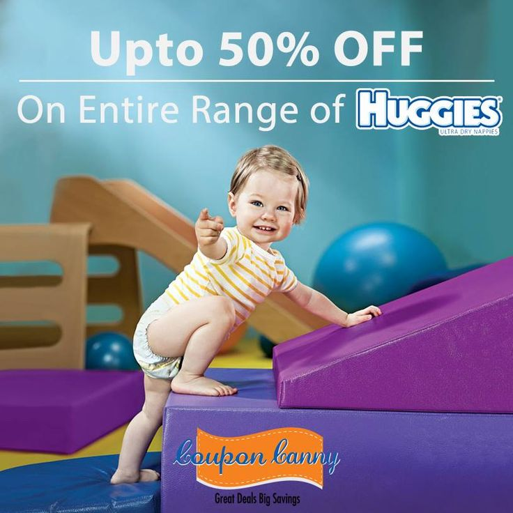 Upto 50% OFF on Entire Range of #Huggies at #FirstCry! Claim Now : http://www.couponcanny.in/end-of-season-sale-deals/