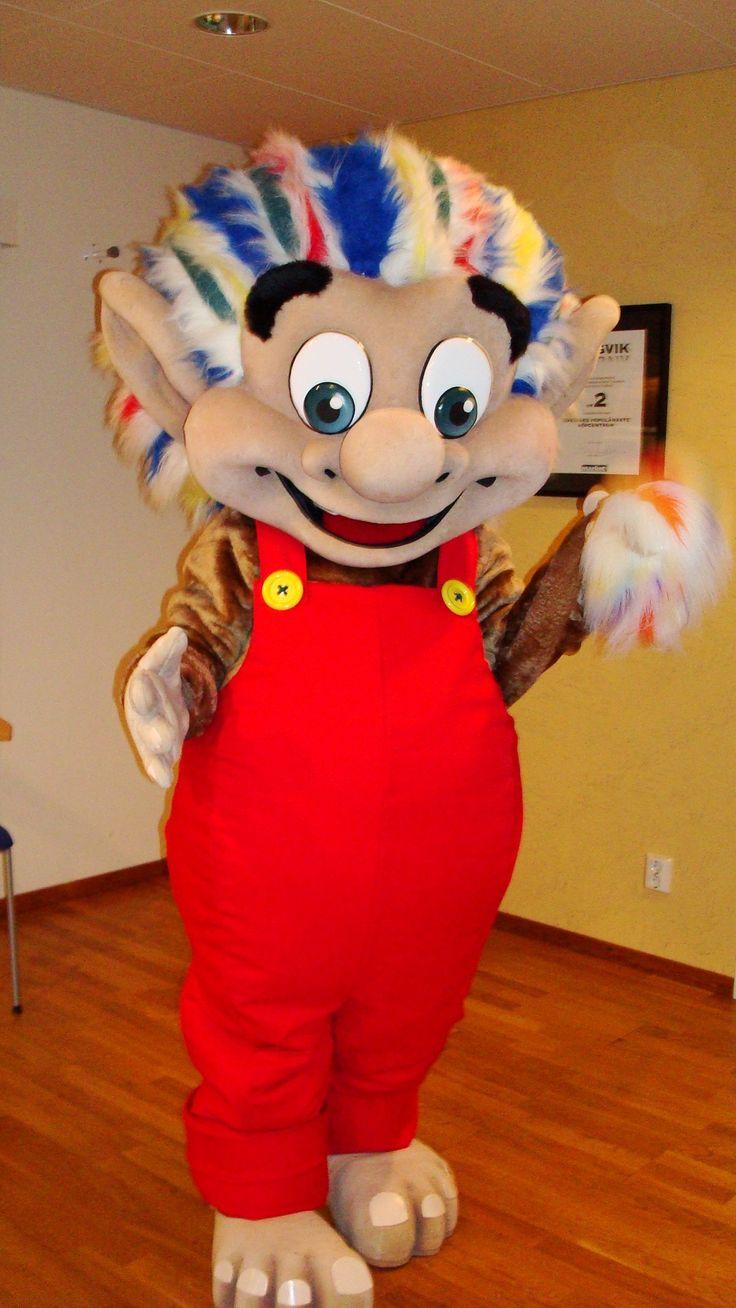 Bergvik Troll - Sweden #mascot #costume #character #sweden