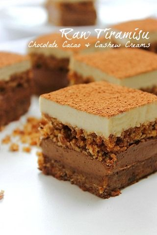 Raw Paleo Tiramisu  #kombuchaguru #rawfood Also check out: http://kombuchaguru.com