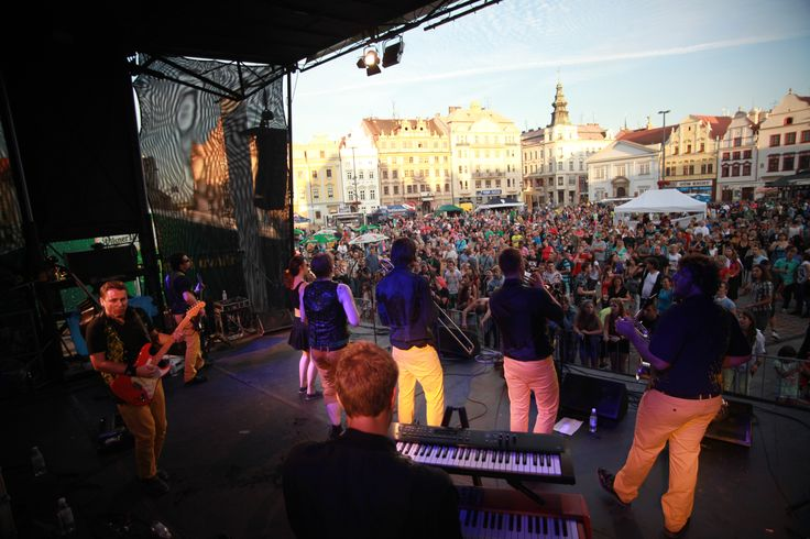 Multigenre festival Vivid Street - Pilsen Encounters. #plzen2015