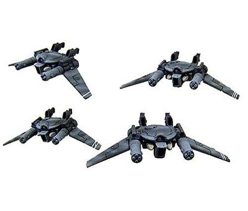 Futuristic Combat Drone