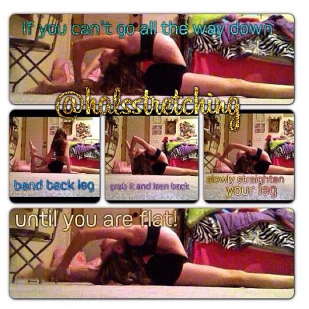 One of the best stretches for needles and scorpions, I am going to do this stretch all the time.