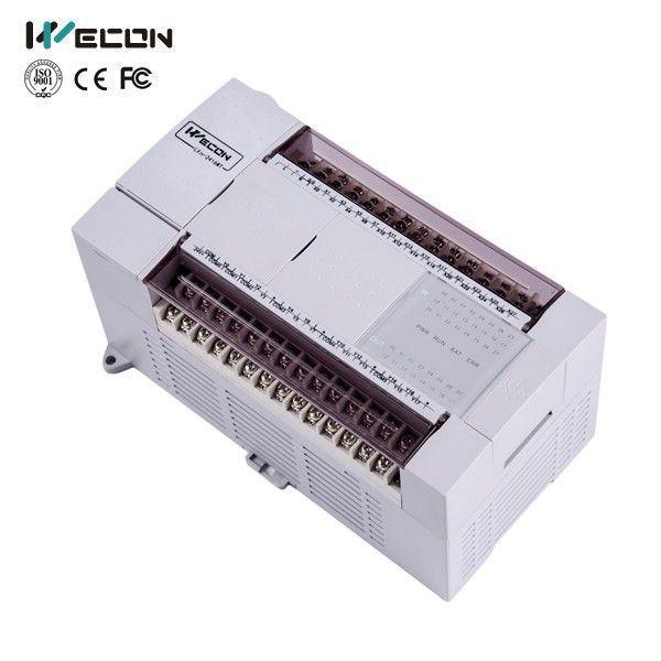 Wecon LX3V-2416MT4H-D 40 points plc smart controller for gate automation