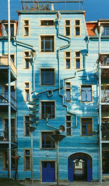 A Building That Plays Music When It Rains | Most Beautiful Pages