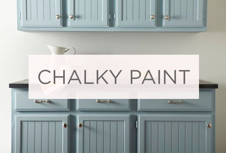 introducing valspar chalky finish paint a durable decorative paint with a vintage look it s. Black Bedroom Furniture Sets. Home Design Ideas