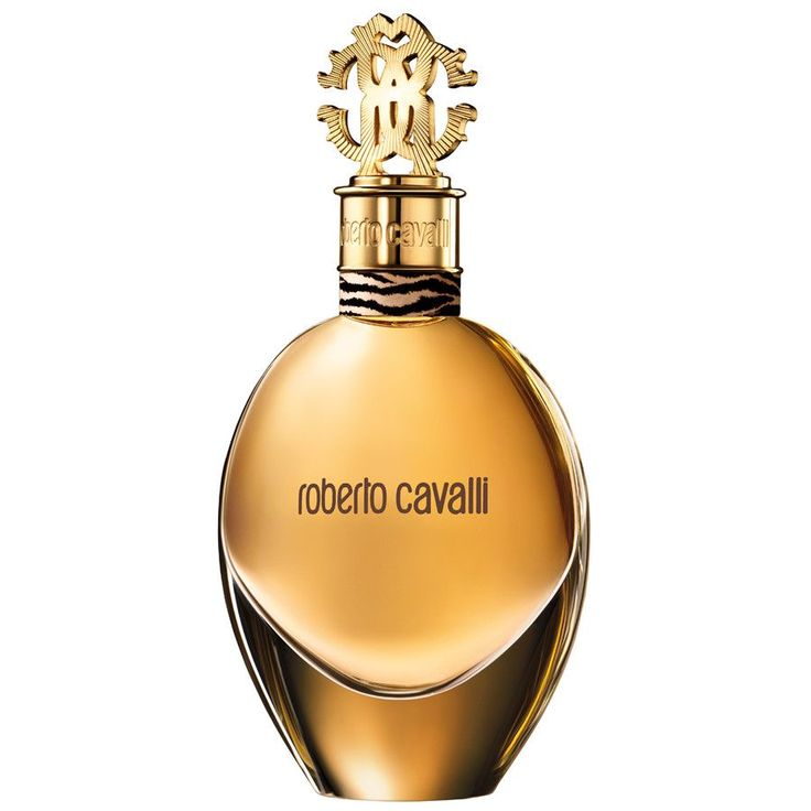 Roberto Cavalli Eau de Parfum (2012)  Top notes: pink pepper  Heart: orange blossom  Base: tonka bean, vanilla, benzoin
