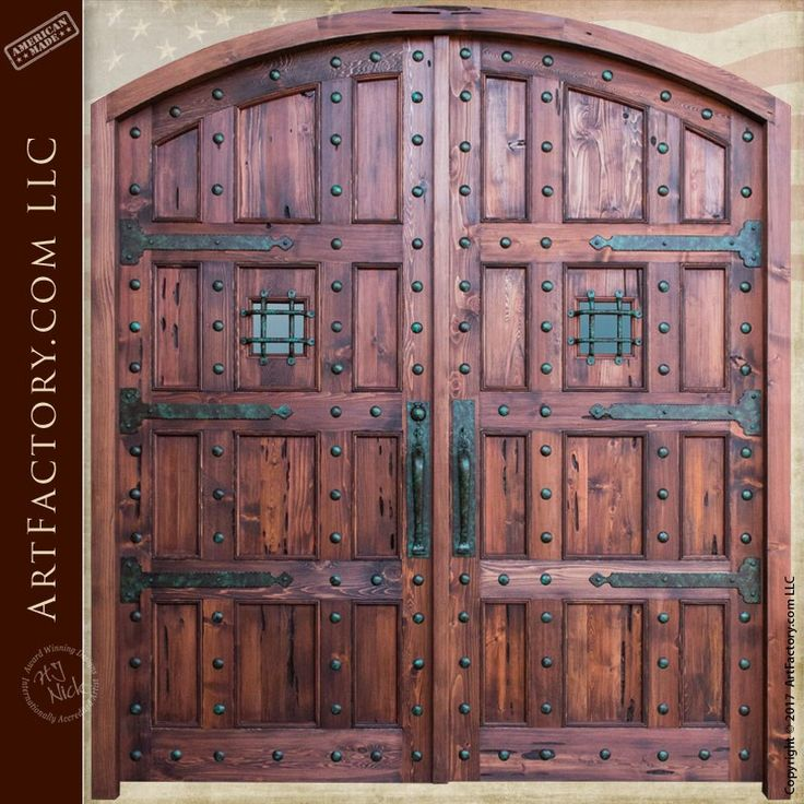 308 Best Hand Crafted Doors Images On Pinterest Amazing