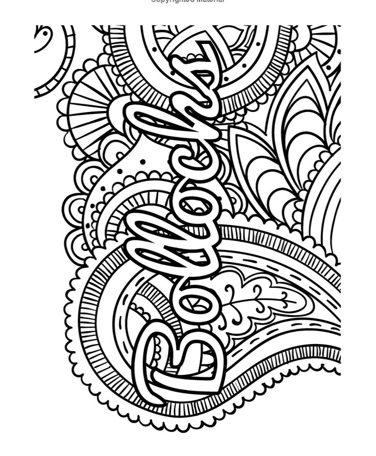 Paisley Designs Swear Word Adult Coloring Book Volume 1 9781523928873 Sweary James Alexander Books