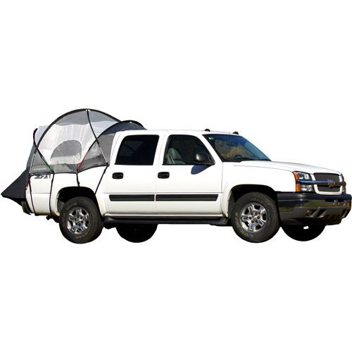 Rightline Gear CampRight Chevy Avalanche Truck Tent $199.95 COOL for those with a truck that are traveling :)