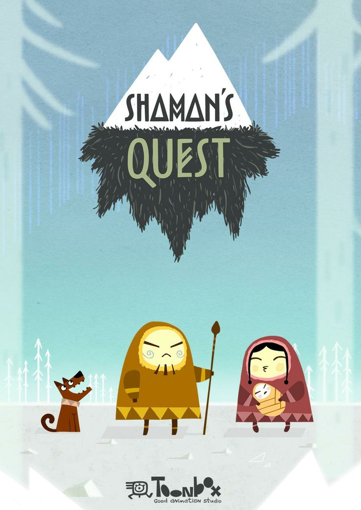 Shaman's Quest #animation