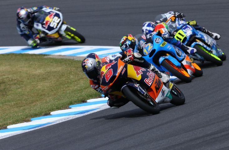 Miller, Moto3 race, Japanese MotoGP 2014