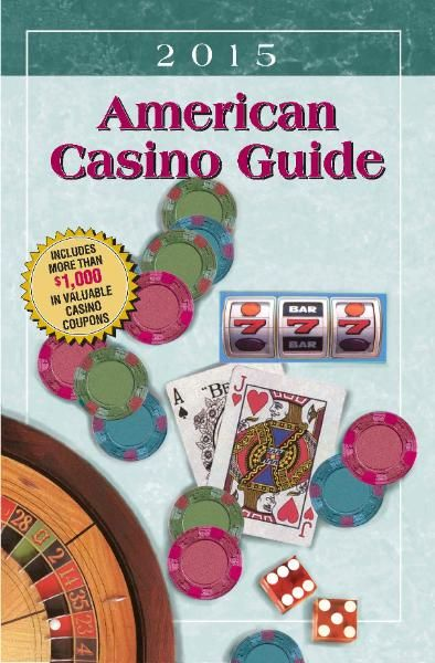 American Casino Guide 2015 Coupon