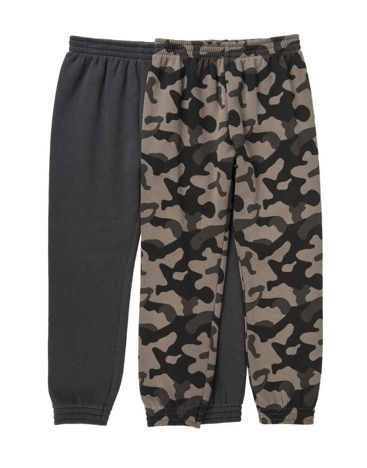 Track Pants: 2-pack