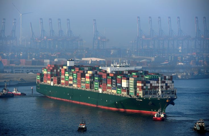 Shipping Container Price Spike Points to Global Trade Growth