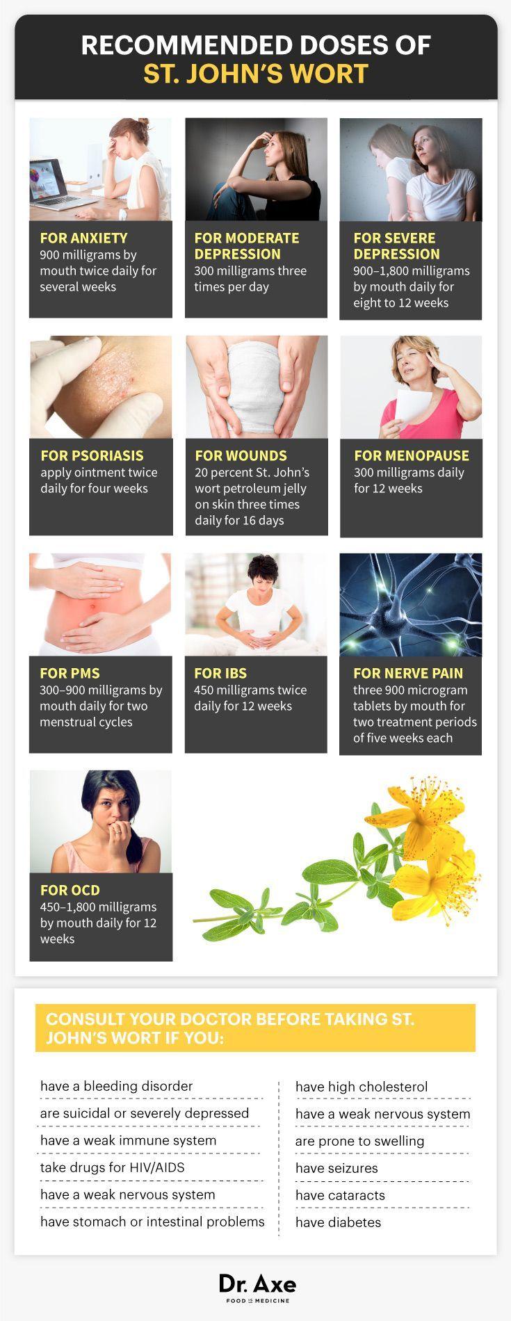 St. John's wort uses - Dr. Axe http://www.draxe.com #health #holistic #natural