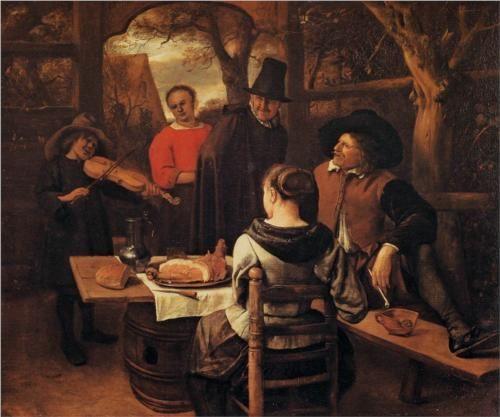 Meal - Jan Steen