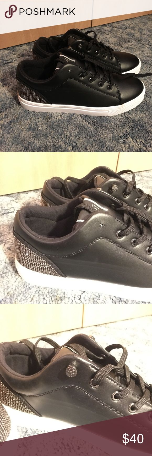 Guess Jollie Women's Size 8.5 New without tags  Size 8.5  Missing a black piece Shoes Sneakers