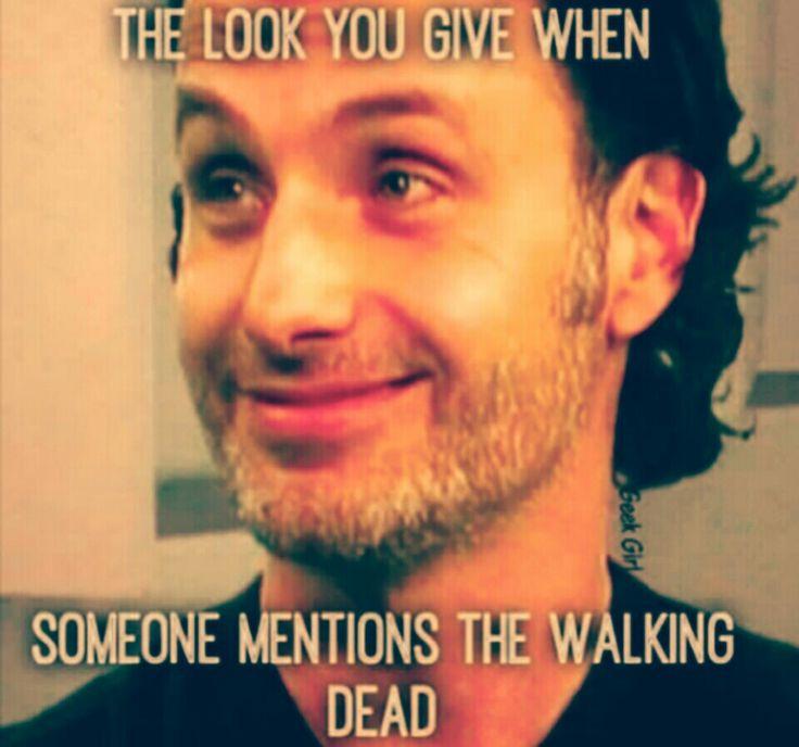 The Walking Dead #RickGrimes #TWD