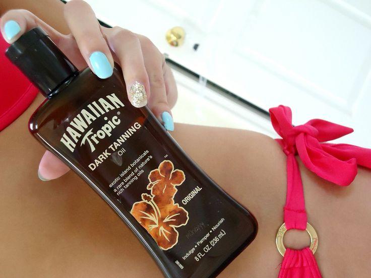 my fav tanning spray <3