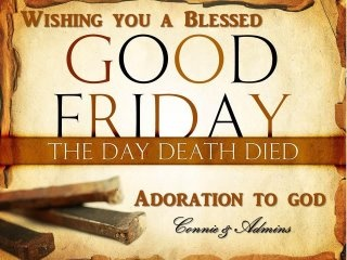 WISHING YOU A BLESSED FRIDAYLittle Children, God, Inspiration, Thank You Lord, Easter, Death Die, Desktop Wallpapers, Friday, Thank You Jesus