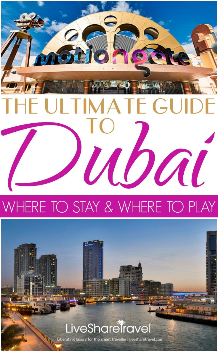 The Ultimate Guide to Dubai. Discover where to stay and where to play on a family holiday in the glamorous playground that is Dubai. From the best Dubai attractions to the best hotels with pools, this is the ultimate guide for a family holiday in Dubai.