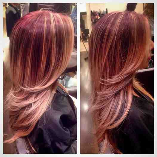 17 best ideas about red to blonde on pinterest red to