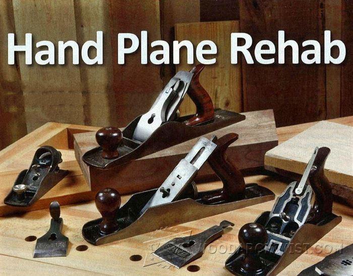 Woodworkers Guide to Hand Planes: How to Choose, Setup and Master the Most Useful Planes for Today's Workshop
