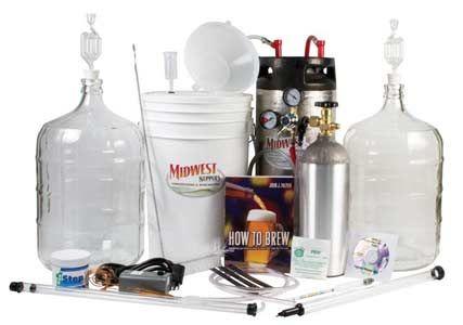 homebrew beer kit