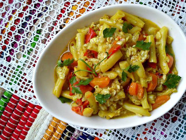 Zuta Boranija Recept