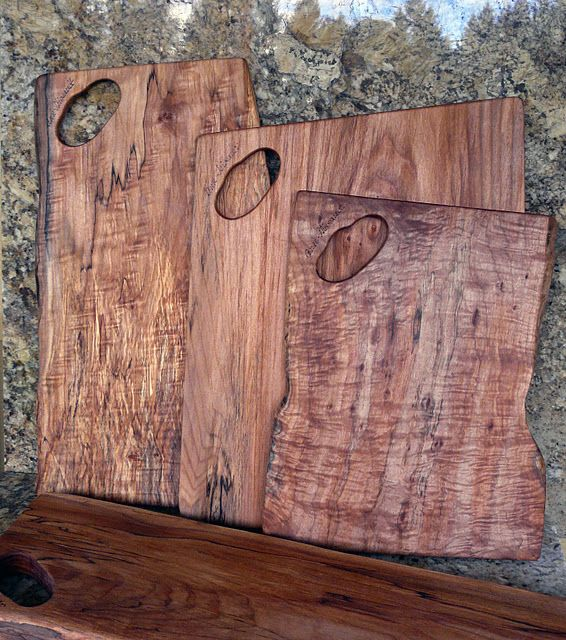 These are gorgeous cutting boards!