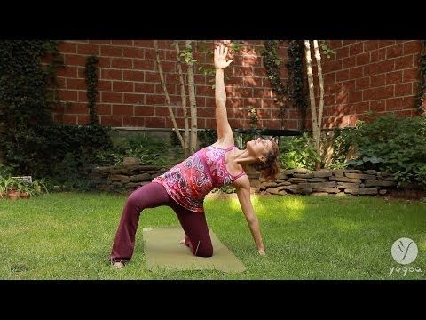 Beginner's Yoga Routine: Synchronicity Call - YouTube