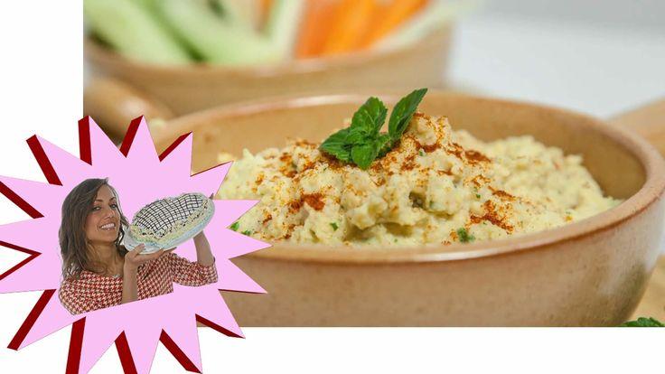 Ricetta Hummus Fatto in Casa - Le Ricette di Alice
