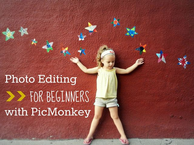 free photo editing for beginners with picmonkey