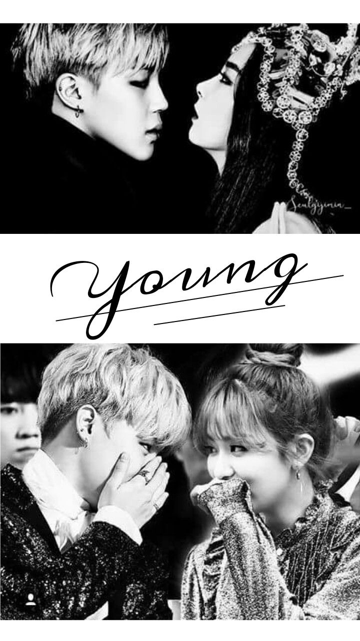 |Wallpaper K-Pop| Jimin (BTS) and Seulgi (Red Velvet) - SeulMin |=| Like SZ ^-^ By:YoshiAndPickachu