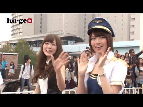 【T-SPOOK】乃木坂46が、セクシーバーテンダー&ポリスに!「逮捕しちゃうぞっ」 - YouTube