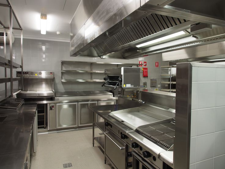 Commercial Kitchens - Cairns