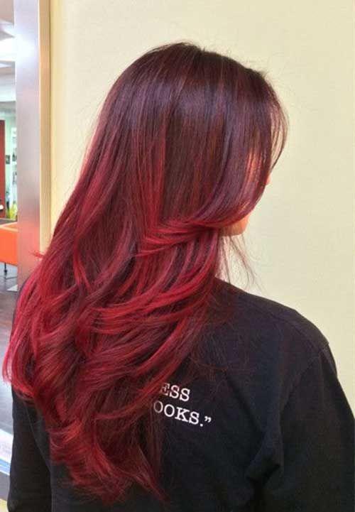17 id es propos de cheveux brun acajou sur pinterest couleurs pour cheveux bruns cheveux - Couleur brun acajou ...