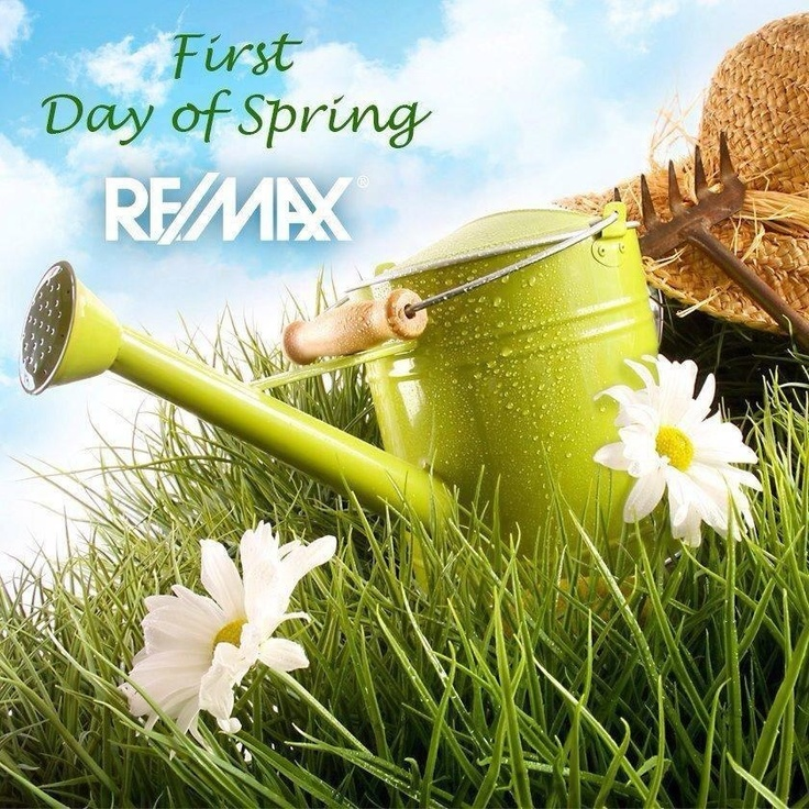 RE/MAX Happy first day of Spring! Your Source for #Halifax Real Estate http://www.mervedinger.com