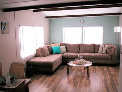 Mobile Home Interiors When Thinking Out Side The Box