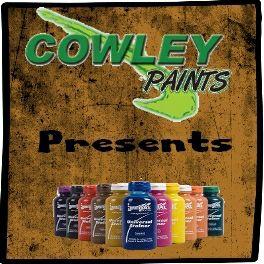AT Cowley Paints Nelspruit
