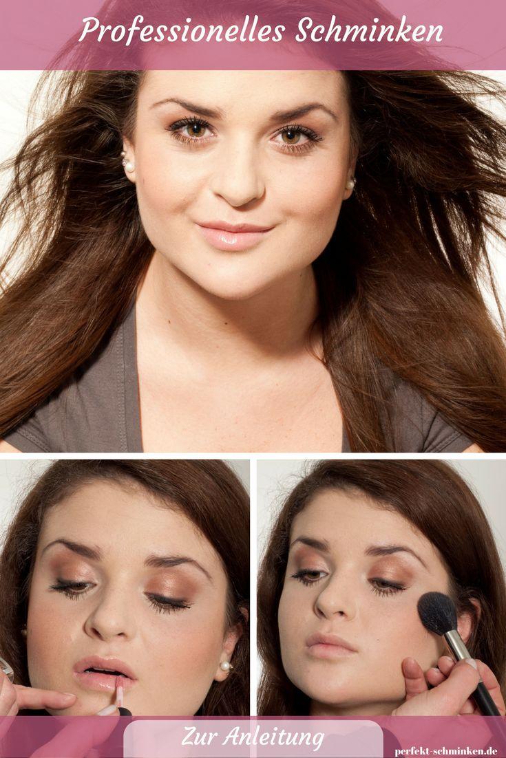 Professionell schminken lernen? Klick aufs Bild umd es zu lernen