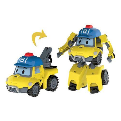 #Bucky #Robocar #Poli #New #Transformer #Robot Korean TV #Animation #Academy #Car #Toy