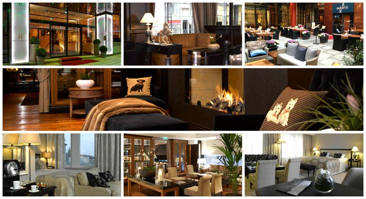A mix of photos from Hotel Haven!
