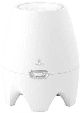 ボネコ 気化式加湿器 ホワイト E2441-W