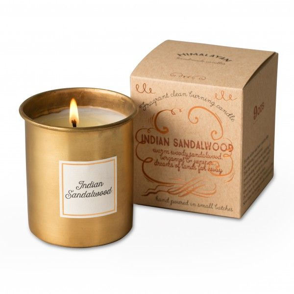 Buy Himalayan Trading Post Dharamsala Brass Indian Sandalwood Candle 9oz at affordable rate. Choose from our wide range of Candles from ASecretAdmirer.com