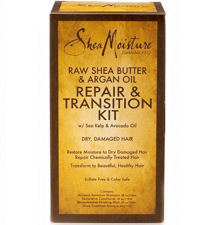 Shea Moisture Raw Shea Butter & Argan Oil Repair & Transition Kit  $17.95 Visit www.BarberSalon.com One stop shopping for Professional Barber Supplies, Salon Supplies, Hair & Wigs, Professional Product. GUARANTEE LOW PRICES!!! #barbersupply #barbersupplies #salonsupply #salonsupplies #beautysupply #beautysupplies #barber #salon #hair #wig #deals #sales #Shea #Moisture #Raw #Shea #Butter #Argan #Oil #Repair #Transition #Kit